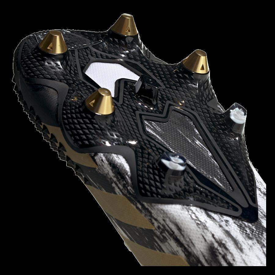 adidas Fußballschuh Predator Mutator 20.1 L SG weiß/gold Bild 6