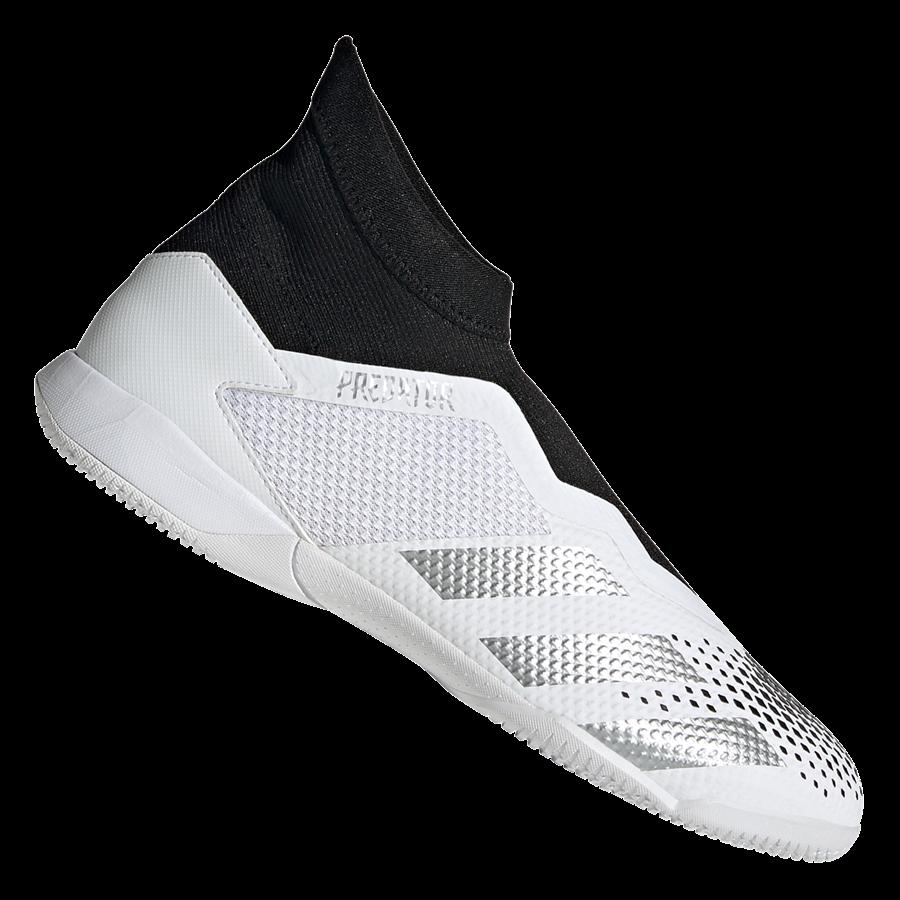 adidas Fußballschuh Predator 20.3 LL IN weiß/silber Bild 2