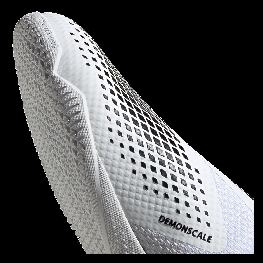 adidas Fußballschuh Predator 20.3 LL IN weiß/silber Bild 8