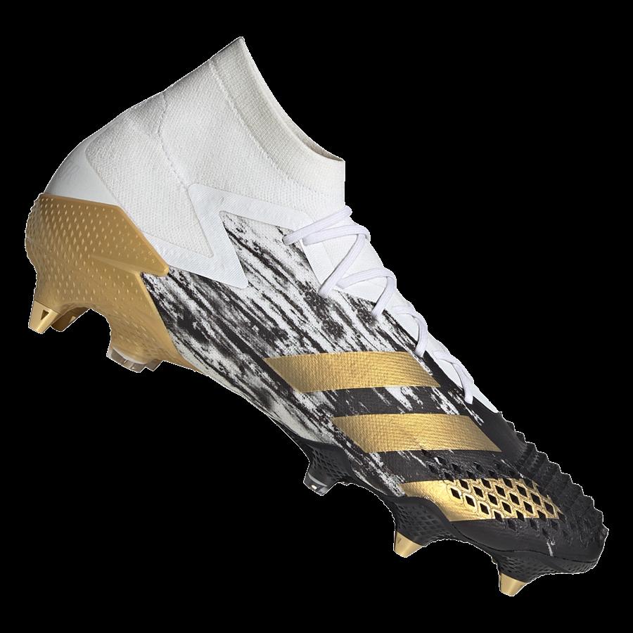 adidas Fußballschuh Predator Mutator 20.1 SG weiß/gold Bild 2