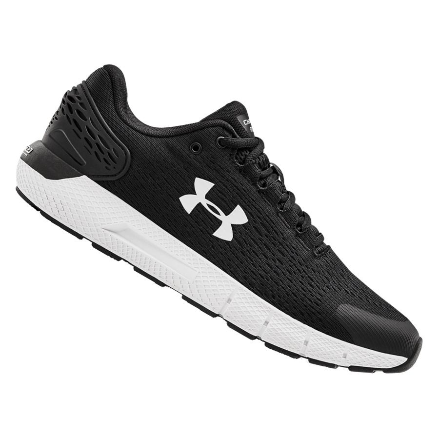 Under Armour Laufschuh Charged Rogue II schwarz/weiß Bild 2