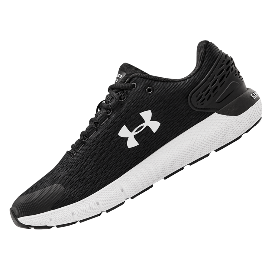 Under Armour Laufschuh Charged Rogue II schwarz/weiß Bild 3