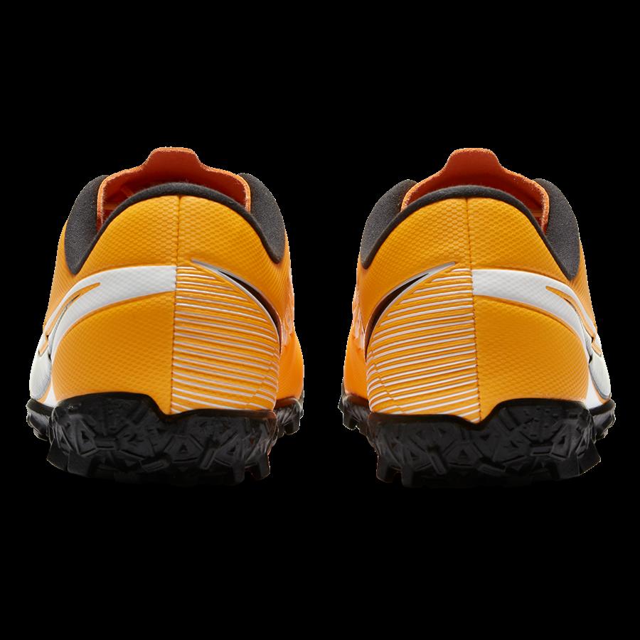 Nike Kinder Fußballschuh Mercurial Vapor XIII Academy Jr TF Kunstrasen orange/schwarz Bild 7