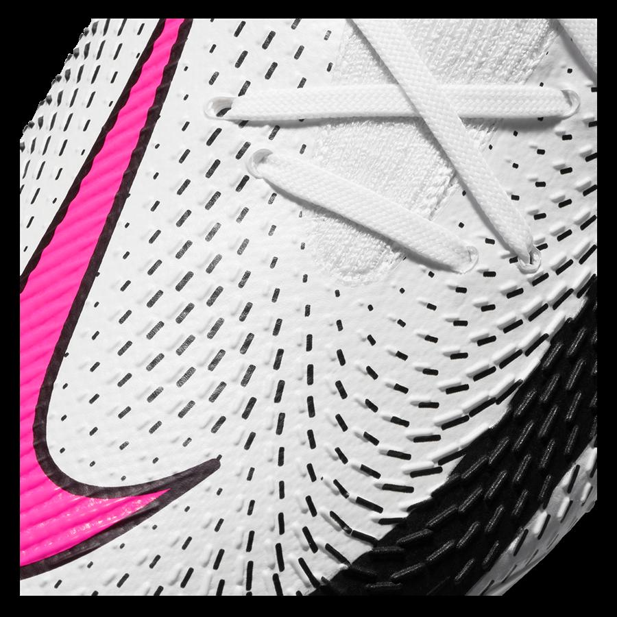 Nike Fußballschuh Phantom GT Elite SG-Pro AC weiß/pink Bild 7