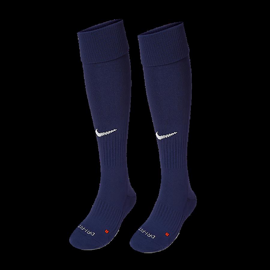Nike RB Salzburg Auswärts Stutzen 2020/21 dunkelblau/weiß Bild 2