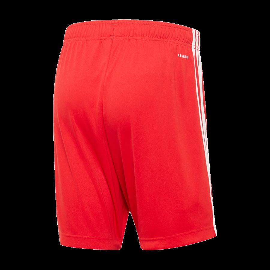 adidas Union Berlin Herren Heim Short 2020/21 rot/weiß Bild 3