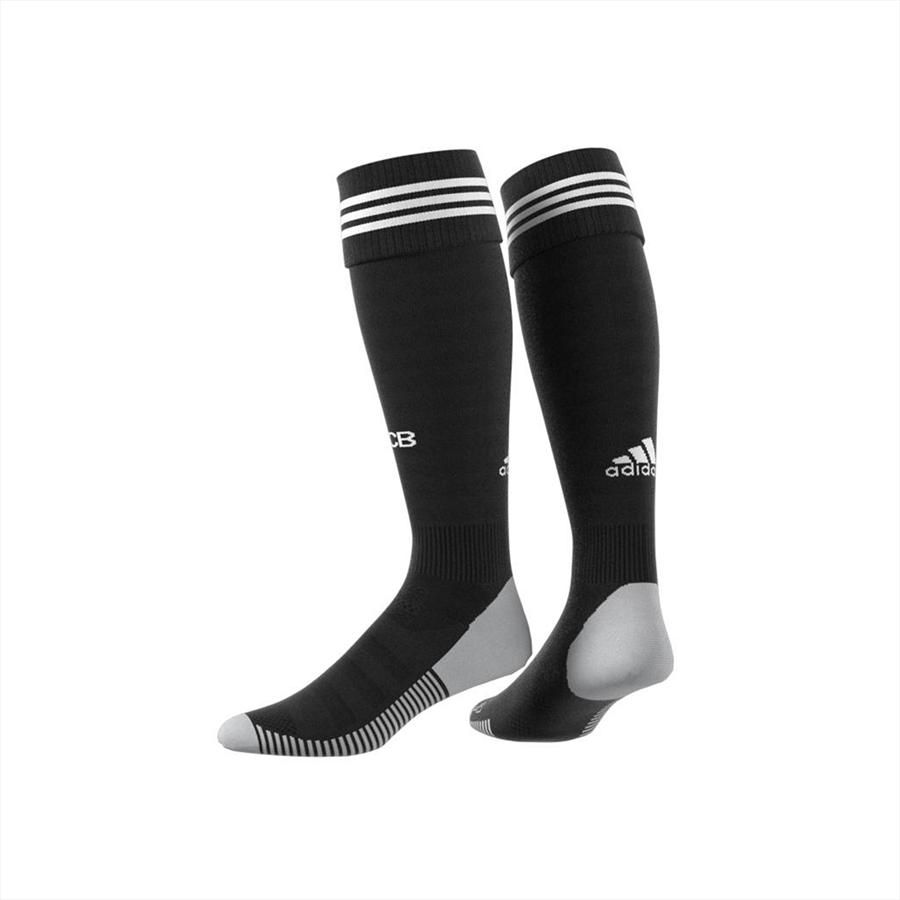adidas FC Bayern München Kinder 3rd Stutzen 2020/21 schwarz/weiß Bild 3