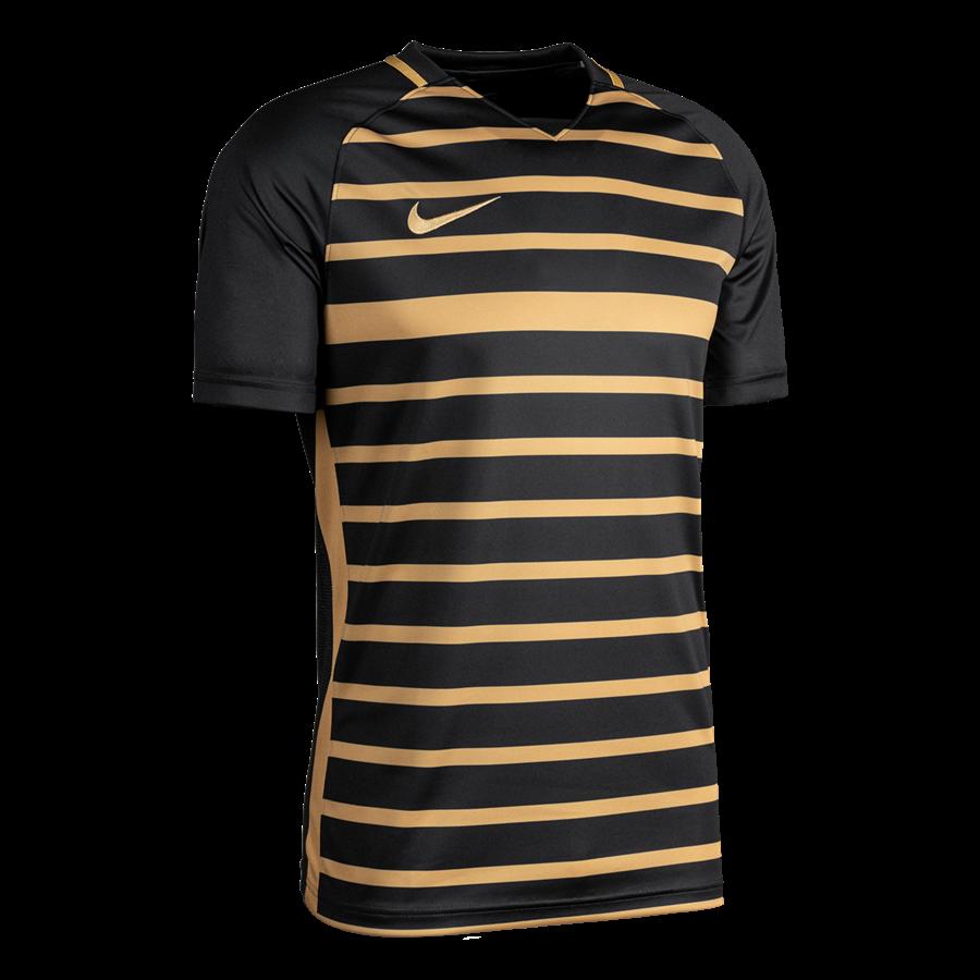 Nike Trikot Sonderedition ClubZone Stripe Jersey schwarz/gold Bild 2