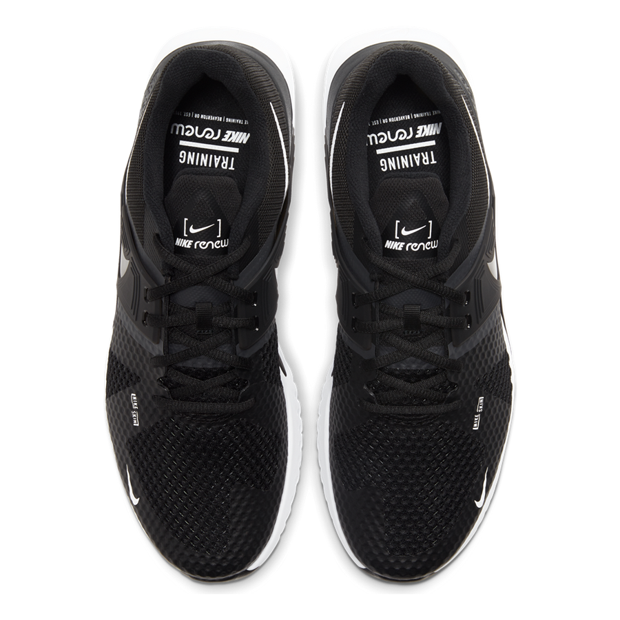 Nike Trainingsschuh Renew Fusion schwarz/weiß Bild 4