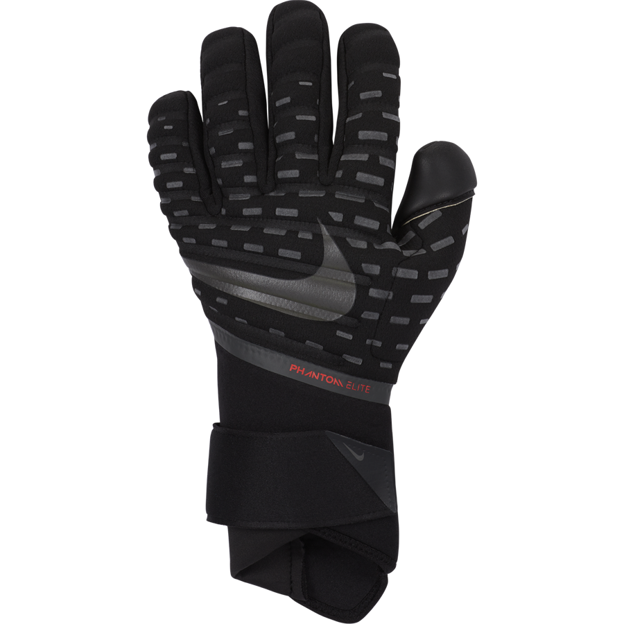 Nike Torwarthandschuhe Phantom Elite schwarz/rot Bild 2