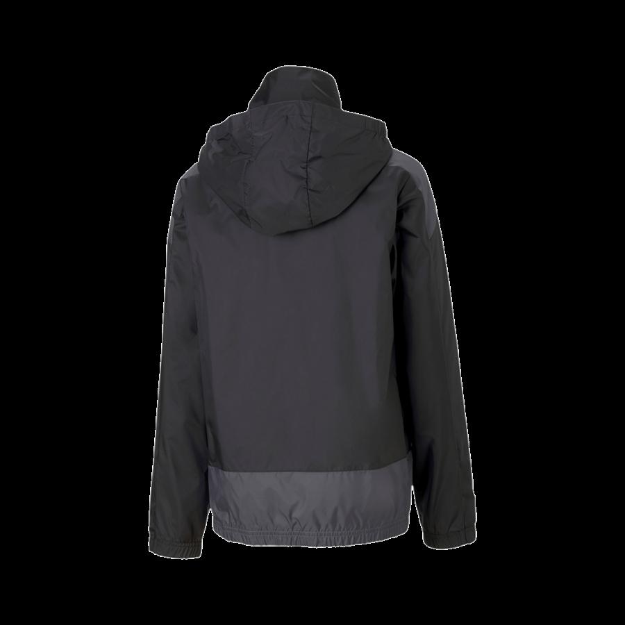Puma Kinder Regenjacke Team Goal 23 Training Rain Jacket schwarz/grau Bild 3