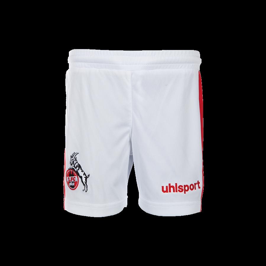 Uhlsport 1. FC Köln Kleinkinder Heim Kit 2020/21 weiß/rot Bild 4