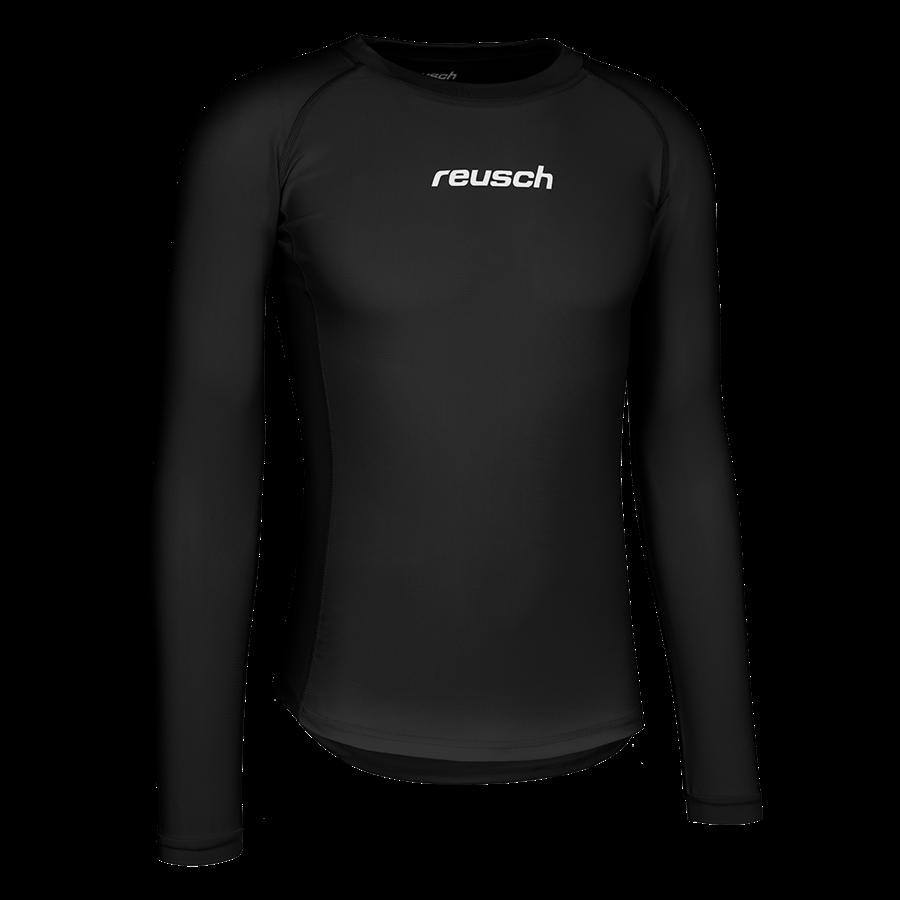 Reusch Funktionsshirt schwarz Bild 2