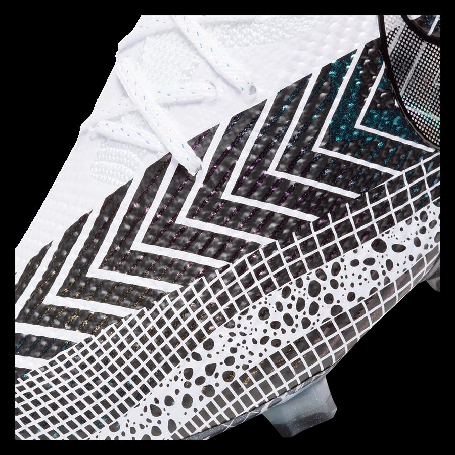 Nike Fußballschuh Mercurial Superfly VII Elite MDS FG weiß/schwarz Bild 9