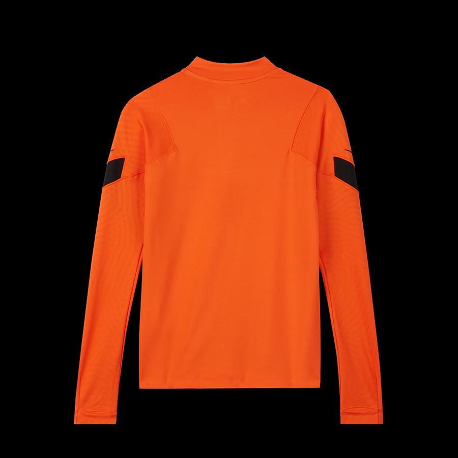 Nike AS Roma trainingstop Strike Drill Top CL kinderen oranje/zwart  Afbeelding 3