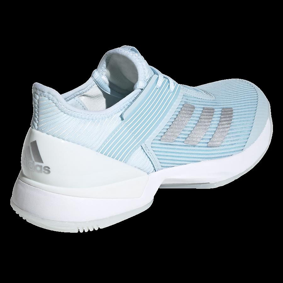 adidas Damen Schuhe adizero ubersonic 3 hellblau Bild 10