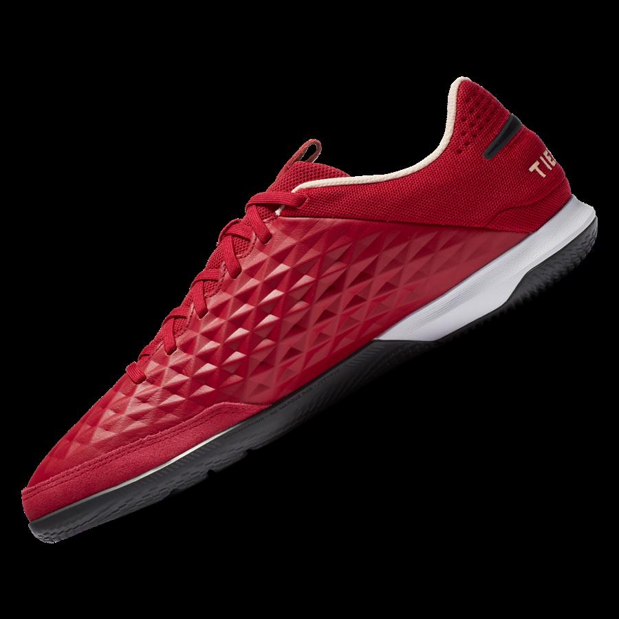 Nike Hallenschuh Tiempo Legend VIII Academy IC rot/schwarz Bild 3