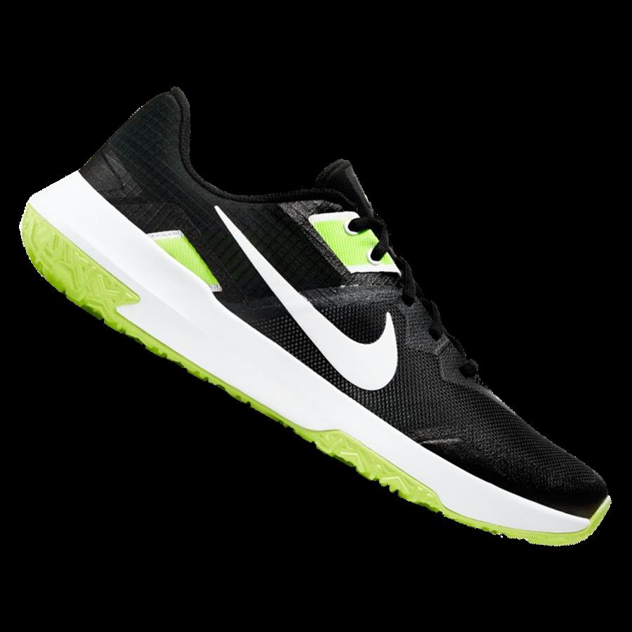 Nike trainingsschoenen Varsity Compete Trainer III zwart/groen neon Afbeelding 2