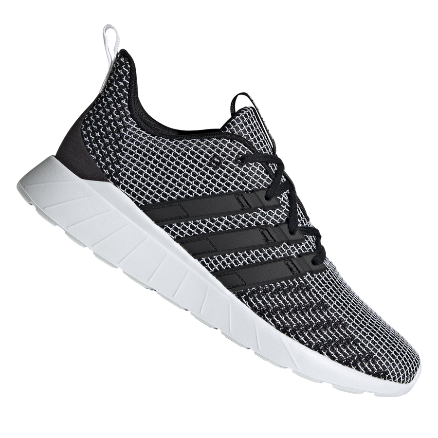 adidas Questar Flow cipő fekete/fehér Kép 2