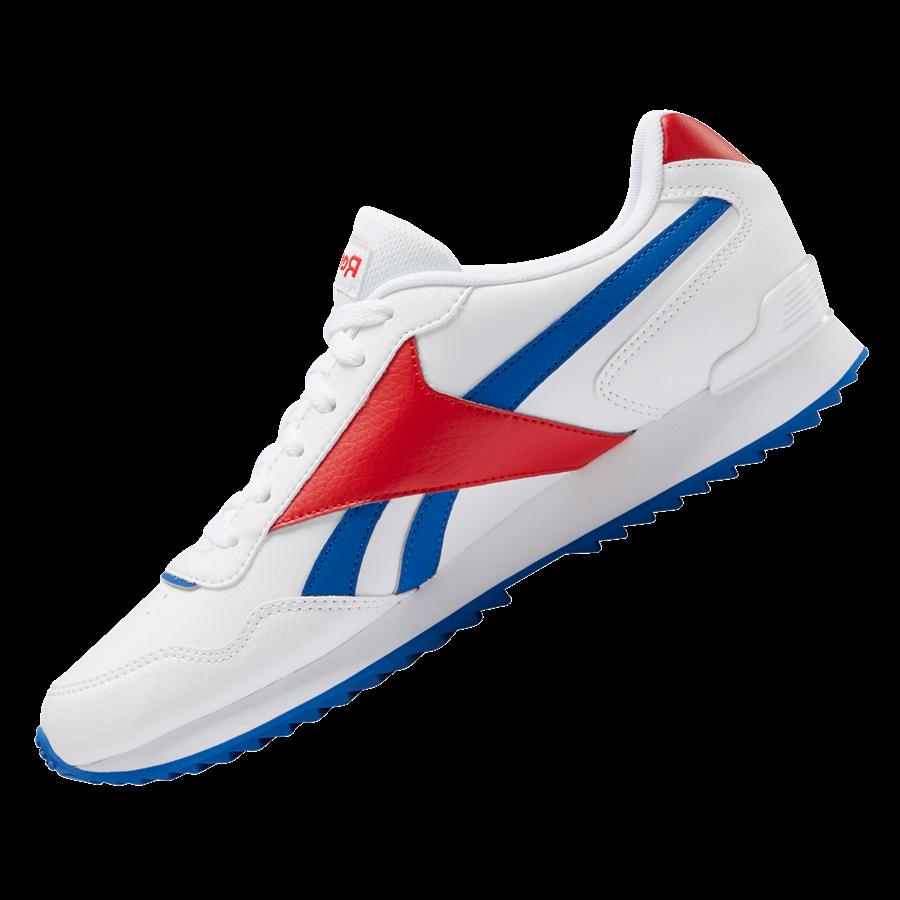 Reebok Schuh Royal Glide weiß/rot Bild 3