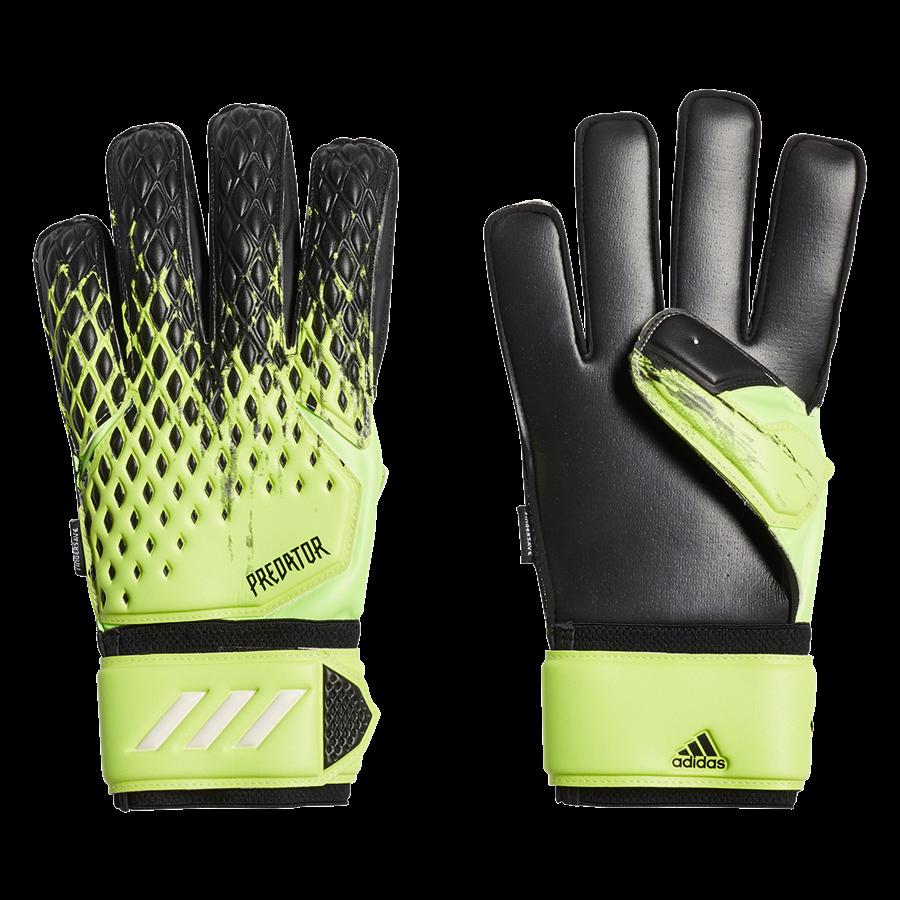 adidas Torwarthandschuhe Predator 20 MTC FS grün fluo/schwarz Bild 2