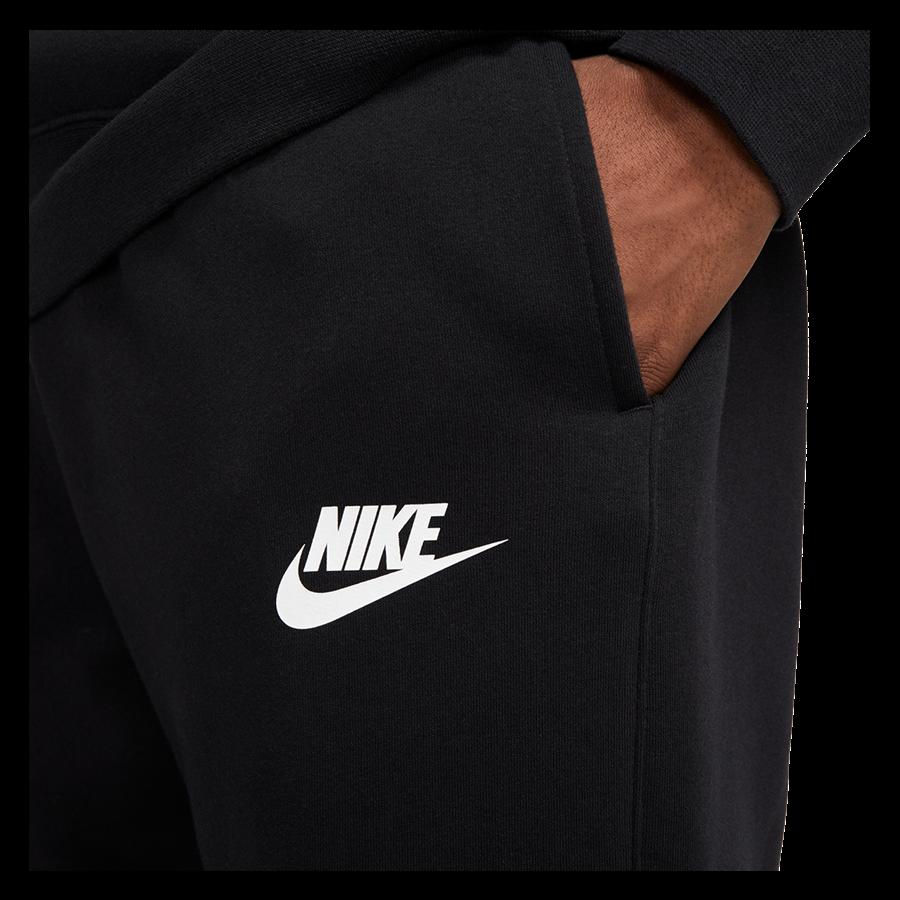 Nike Trainingsanzug Sportswear Fleece schwarz/weiß Bild 8