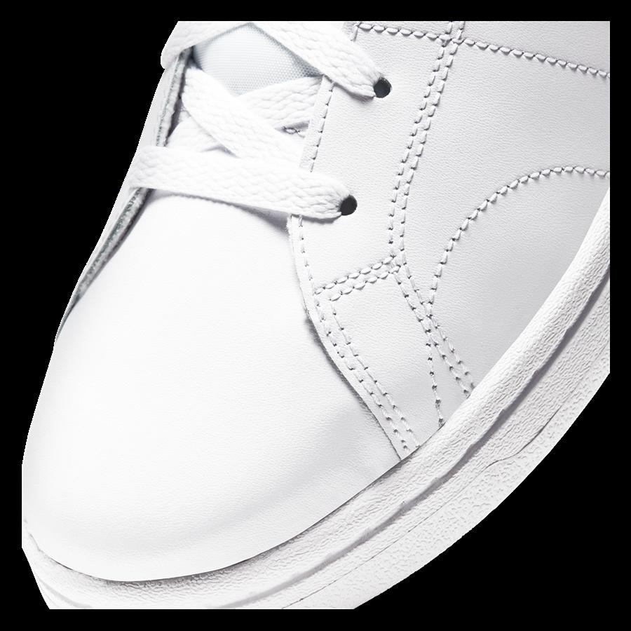 Nike Freitzeitschuh Court Royale II Mid weiß/rot Bild 6