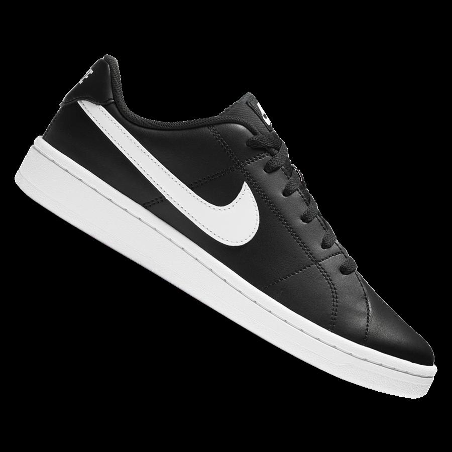 Nike Freitzeitschuh Court Royale II Low schwarz/weiß Bild 2