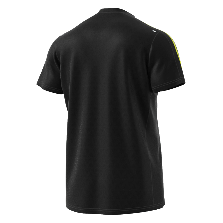 "adidas Laufshirt ""Own The Run"" Response Aeroready schwarz Bild 3"