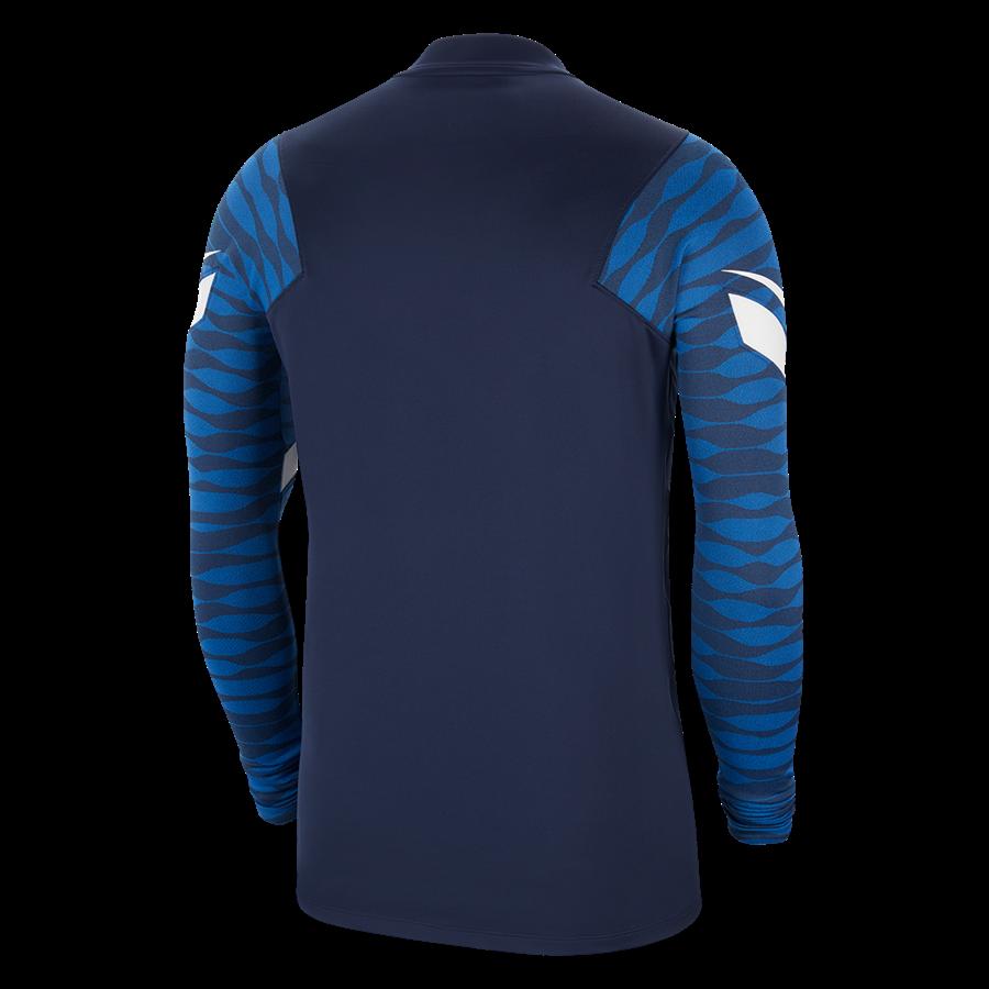 Nike Trainingsoberteil Strike 21 Drill Top dunkelblau/blau Bild 3