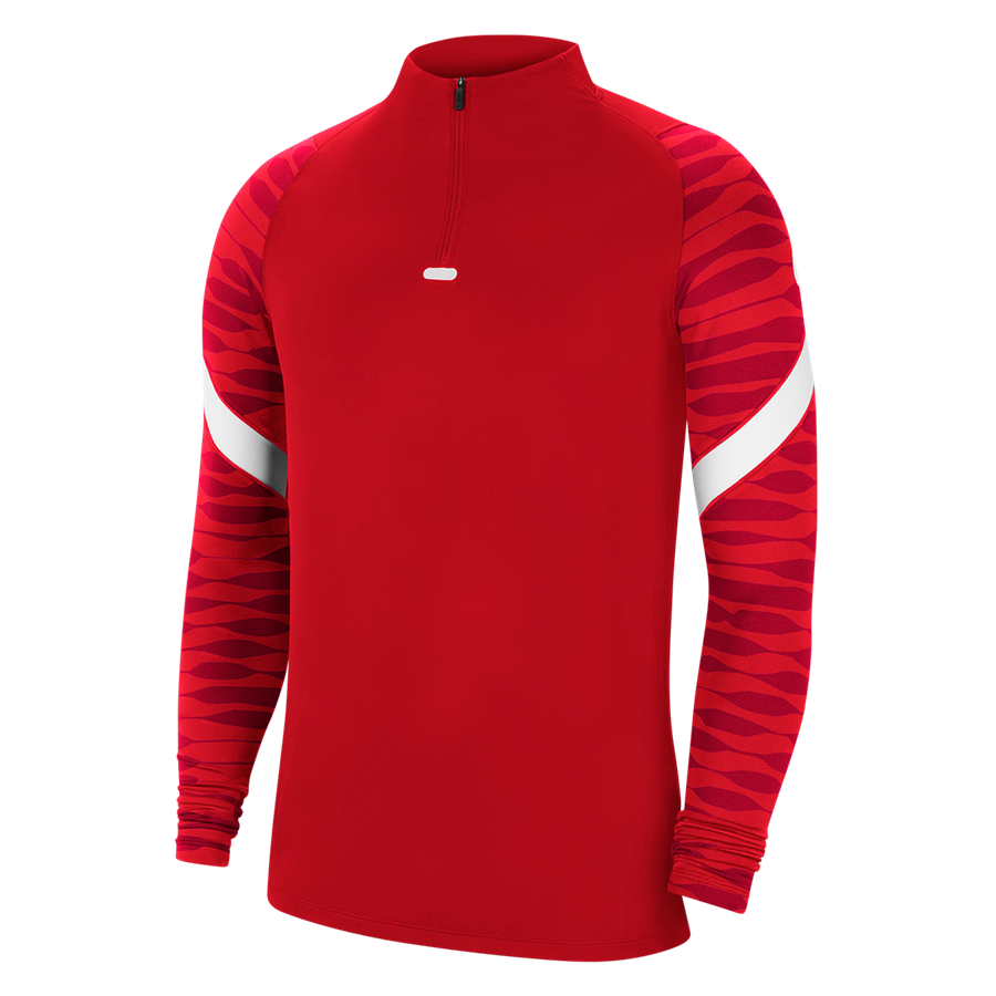 Nike Trainingsoberteil Strike 21 Drill Top rot Bild 2