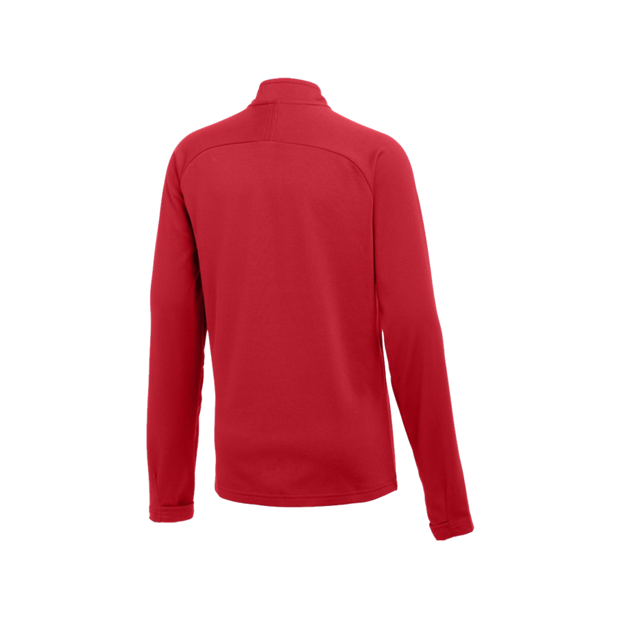 Nike Kinder Trainingsoberteil Academy 21 Drill Top 1/4 Zip LS rot Bild 3