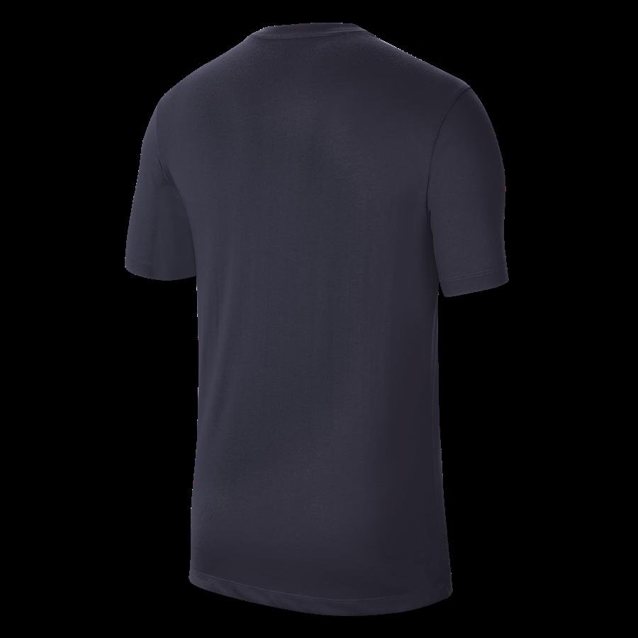 Nike Trainingsshirt Team Park 20 Tee dunkelblau Bild 3