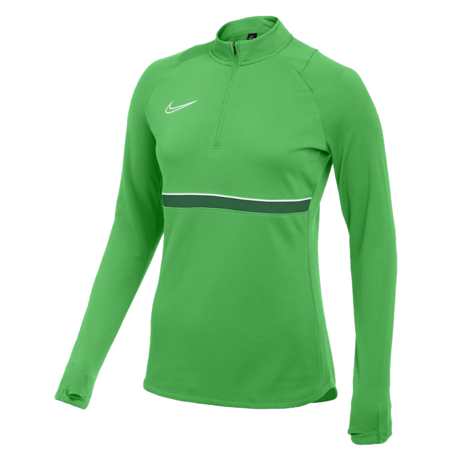Nike Damen Trainingsoberteil Drill Top Academy 21 grün Bild 2