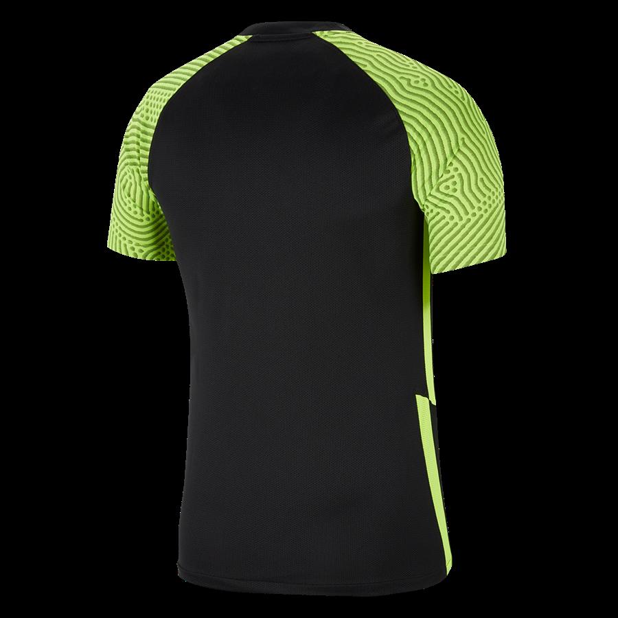 Nike Striker II Jersey mez fekete/fluoreszkáló zöld Kép 3