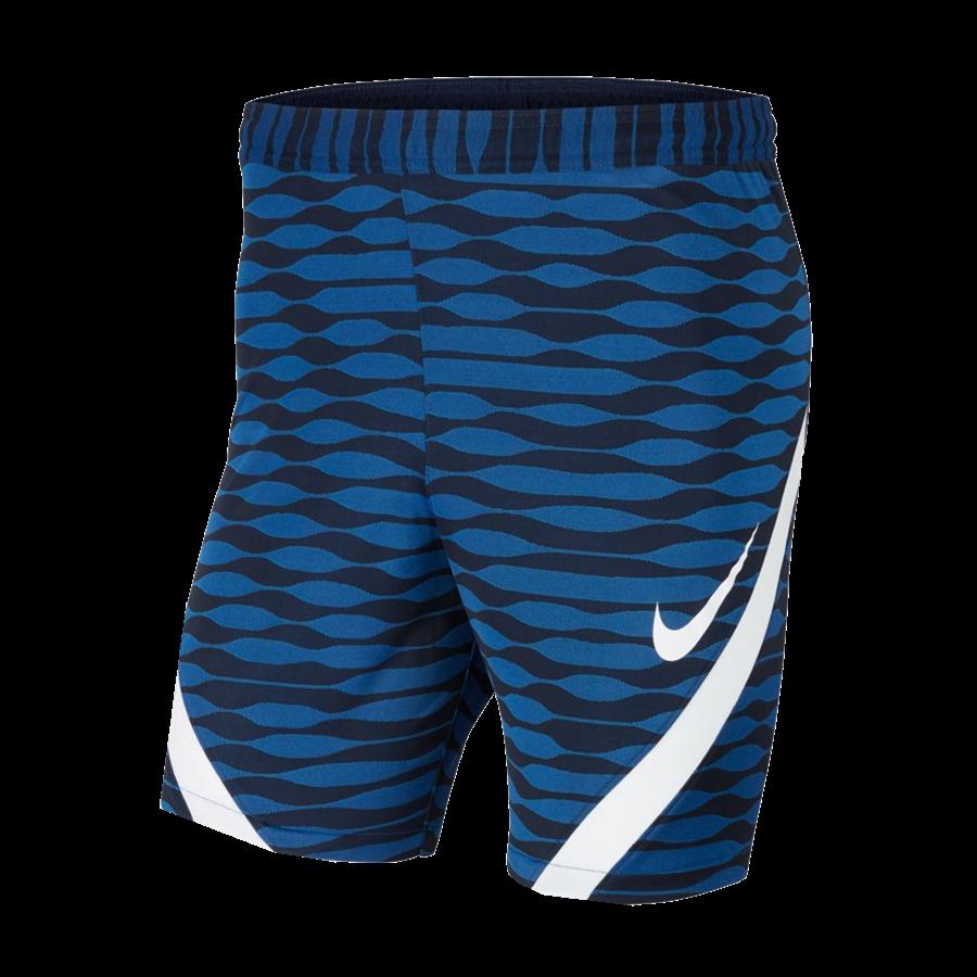 Nike Short Strike 21 blau/dunkelblau Bild 2