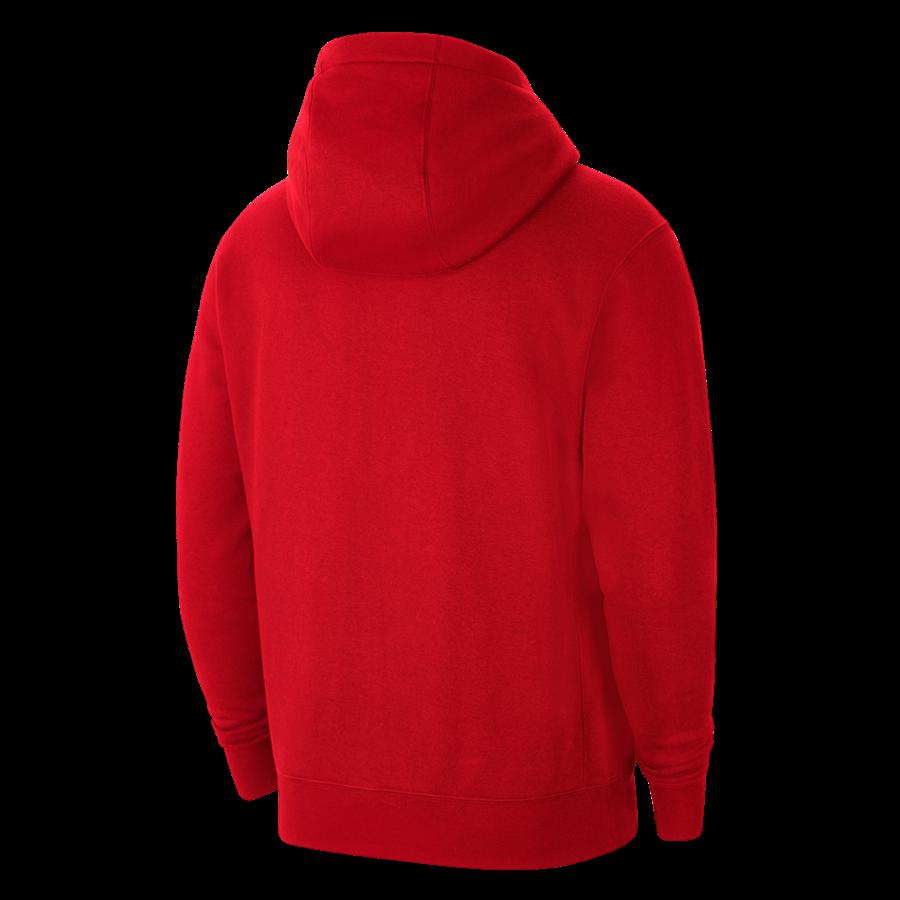 Nike Kapuzenjacke Team Park 20 Fleece rot Bild 3