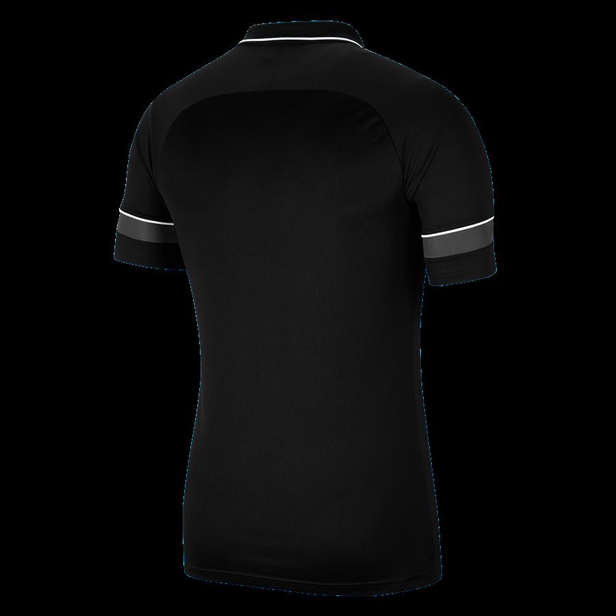 Nike Poloshirt Academy 21 schwarz Bild 3