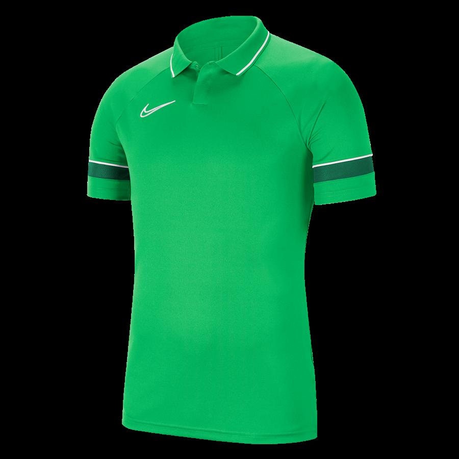 Nike Poloshirt Academy 21 grün Bild 2