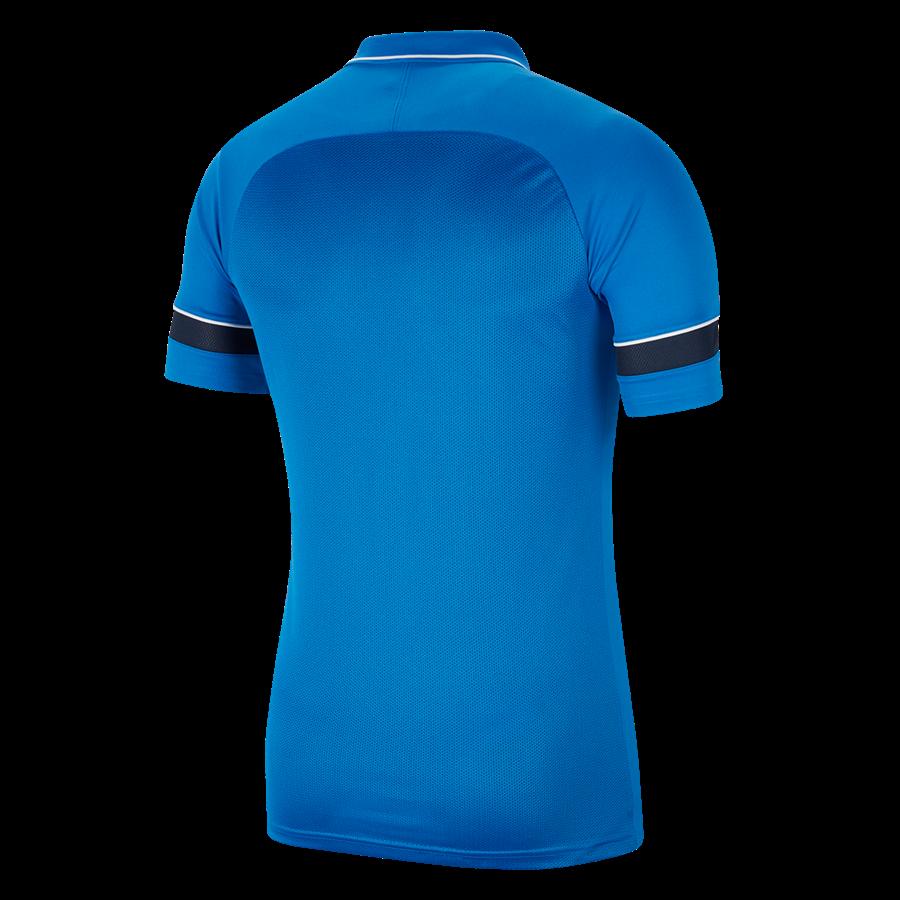 Nike Poloshirt Academy 21 blau Bild 3