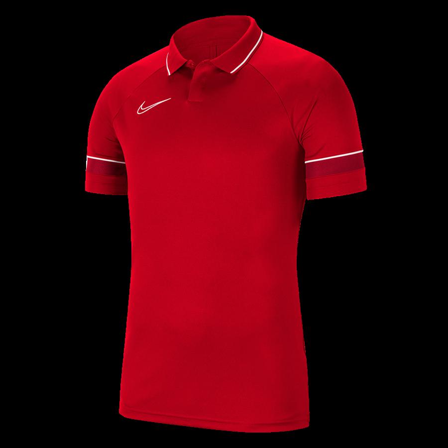 Nike Poloshirt Academy 21 rot Bild 2