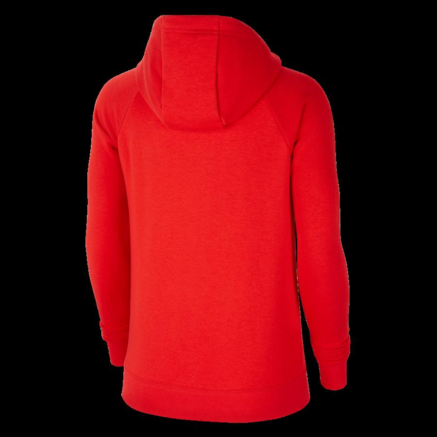 Nike Damen Kapuzenjacke Team Park 20 Fleece rot Bild 3