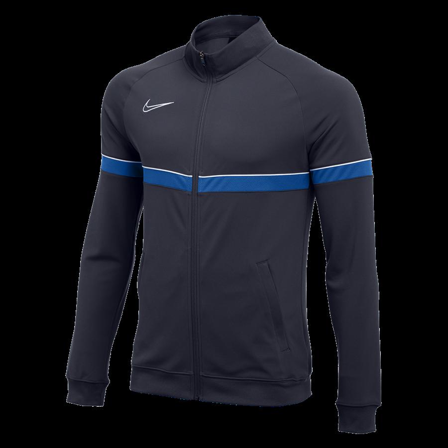 Nike Trainingsjacke Academy 21 Knit Track dunkelblau Bild 2