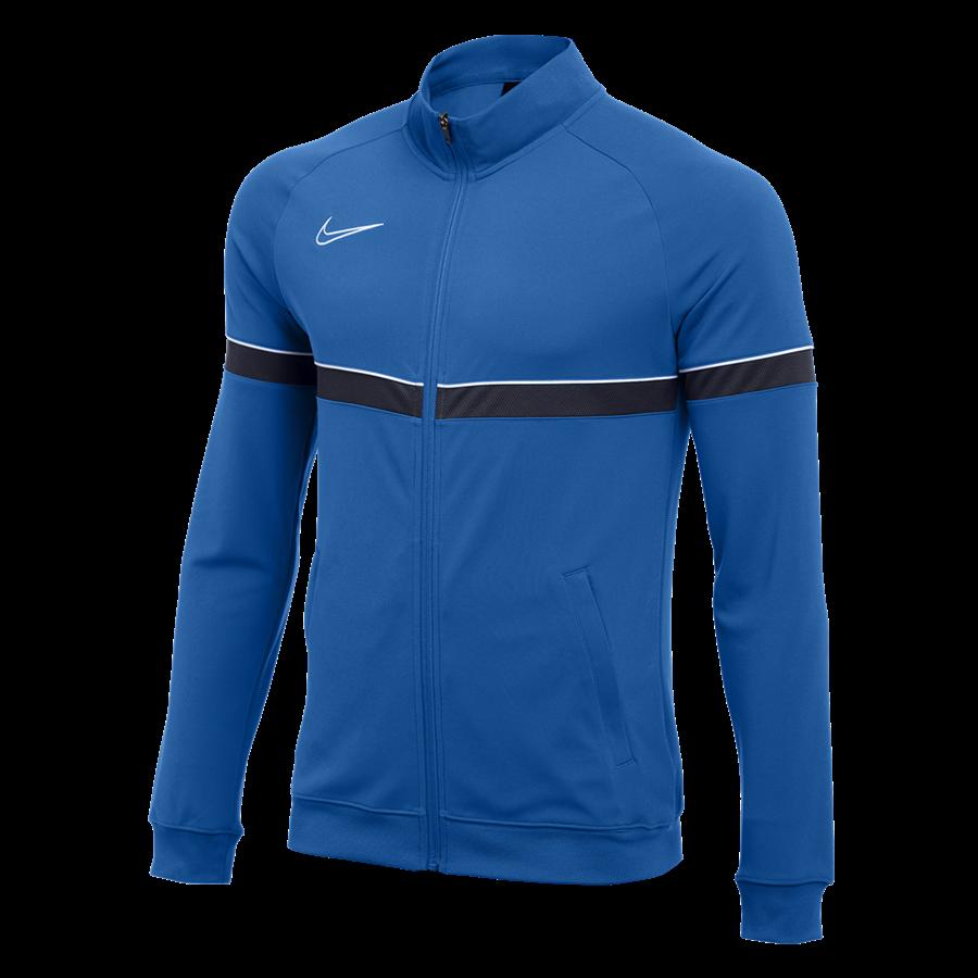 Nike Trainingsjacke Academy 21 Knit Track blau Bild 2