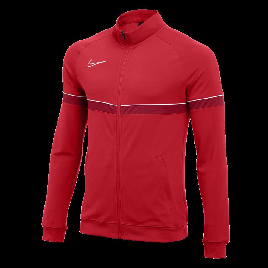 Nike Trainingsjacke Academy 21 Knit Track rot Bild 2