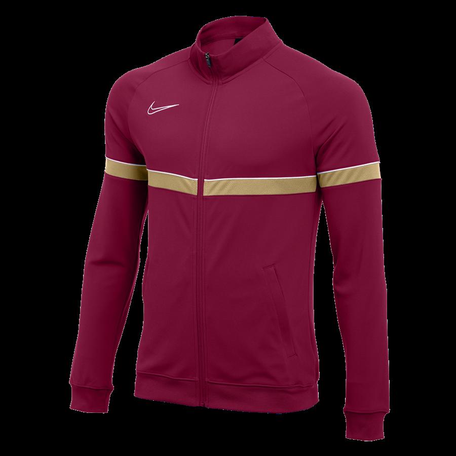 Nike Trainingsjacke Academy 21 Knit Track dunkelrot Bild 2
