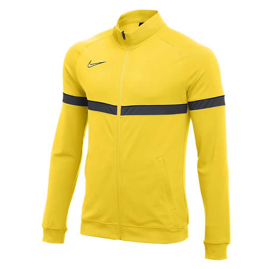 Nike Trainingsjacke Academy 21 Knit Track gelb Bild 2