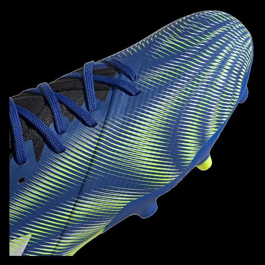 adidas Fußballschuh Nemeziz .2 FG dunkelblau/gelb fluo Bild 7