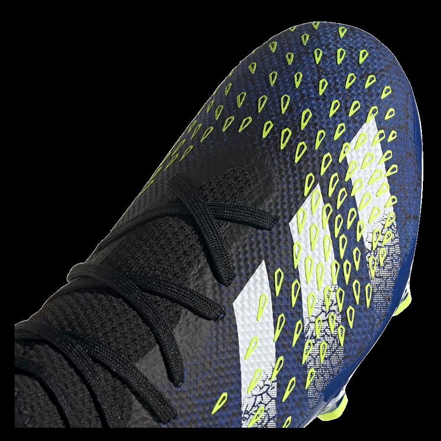 adidas Fußballschuh Predator Freak .3 FG schwarz/gelb fluo Bild 6