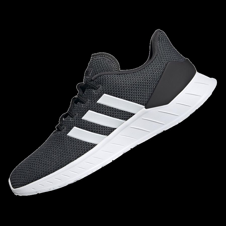 adidas Freizeitschuh Questar Flow NXT dunkelgrau/weiß Bild 3